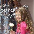 Duda Bündchen é garota-propaganda da Brandili desde 2012. Modelo é sobrinha de Gisele Bündchen