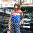 Logomania é tendência na moda: conjuntinho Gucci