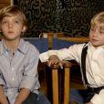 Eva tem a superproteção dos irmão mais velhos, Benício, de 6 anos, e Joaquim, de 8