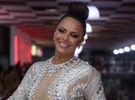 Viviane Araujo usou look de R$ 7 mil em ensaio do Salgueiro. Aos detalhes!