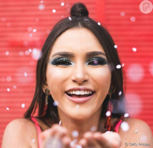 Maquiagem com glitter: veja dicas para usar