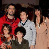 Adeus, barba! Filhos de Marcos Mion aprovam novo visual do pai: 'Outra pessoa!'