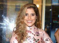 Grávida, Camilla Camargo planeja parto natural e revela desejo: 'Tomate com sal'