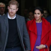 Meghan Markle e Príncipe Harry optam por não descobrir sexo do filho    Segredo  3a9bc942b45