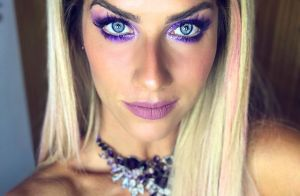 Glitter, sombra colorida e mais: 50 fotos das makes das celebs no Carnaval