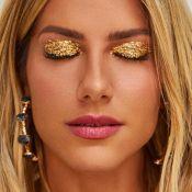 A make de olhos colorida das famosas pode ser sua inspiração para o Carnaval!
