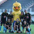 2019 é um ano especial para o futebol feminino. A Copa do Mundo de Futebol Feminin será disputada, esse ano, na França. A seleção brasileira irá jogar o mundial.