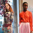 Emilio Pucci apostou em peças com detalhe plissado em cores vibrantes para o outono/inverno 2019