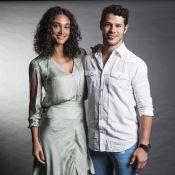 Colegas de elenco torcem por reconciliação de Loreto e Débora Nascimento. Veja!