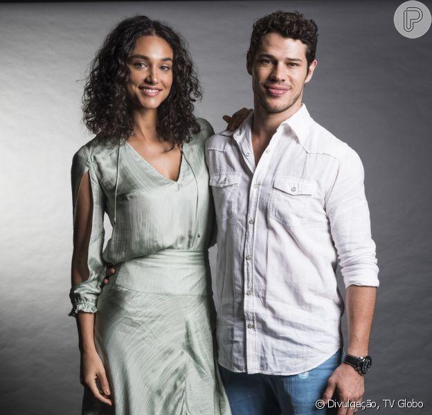 Colegas de elenco de José Loreto em 'O Sétimo Guardião' torcem por reconciliação do ator com Débora Nascimento