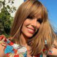 Ana Furtado contou que cabelo foi afetado durante tratamento contra o câncer
