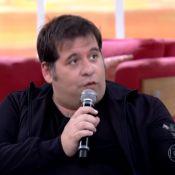 Leandro Hassum fará redução do estômago em novembro: 'Tenho obesidade mórbida'
