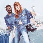 Loucos por jeans! Marina Ruy Barbosa e Cauã Reymond estrelam campanha de jeans