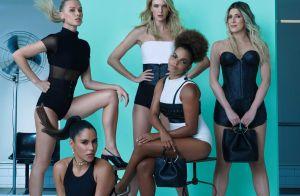 Trends de outono: jeans índigo, mule e bota animal print são apostas das marcas