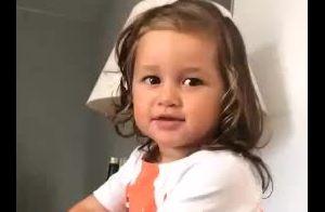 Iti Malia! Yanna Lavigne compartilha vídeo fofo da filha, Madalena. Confira!