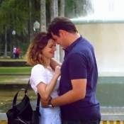'Alto Astral': Thiago Lacerda e Nathalia Dill gravam cenas de Marcos e Laura