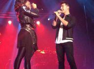 Demi Lovato canta 'This is Me' com o ex-namorado, Joe Jonas, em show