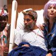 Títi e Giovanna Ewbank improvisaram festa de carnaval para Bruno Gagliasso, internado em hospital do Rio