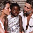 Títi é filha de Bruno Gagliasso e Giovanna Ewbank