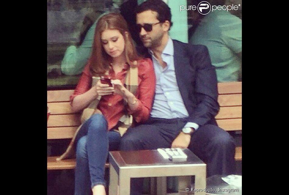 Veja primeira foto de Marina Ruy Barbosa com o novo namorado, Caio Nabuco