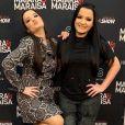 Maiara, da dupla com Maraisa, emagreceu por questão de saúde