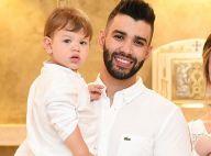 Gusttavo Lima se surpreende ao ver filho Gabriel cantando: 'Afinado'. Vídeo!
