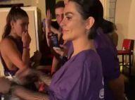 Após lipo, Cleo aposta em abadá soltinho ao curtir show em Orlando. Vídeo!