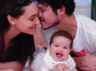 José Loreto canta música de casamento com Débora Nascimento após separação