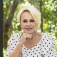 Ana Maria Braga relembrou luta contra câncer de pele em programa