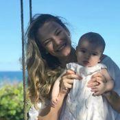 Veja vídeos e mais de 35 fotos onde filho de Milena Toscano deu show de fofura
