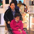 Claudia Rodrigues sofreu  sequelas como dificuldades na fala e de locomoção