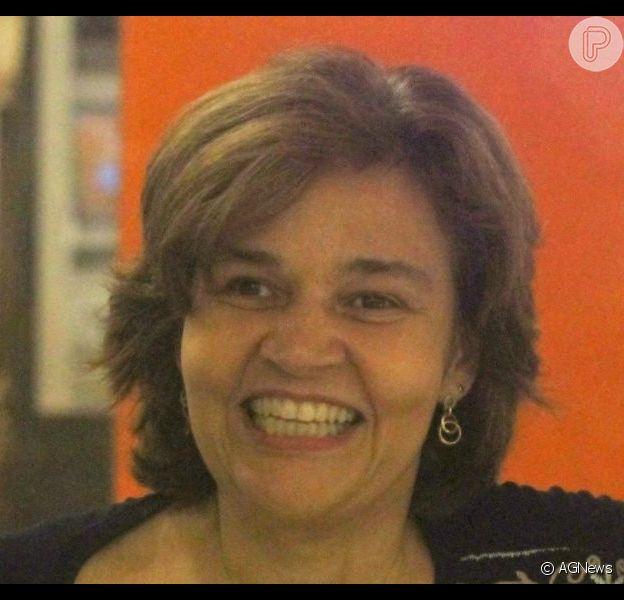 Claudia Rodrigues foi levada para a Clínica São Vicente, no Rio de Janeiro, onde permanece internada desde a última quarta-feira, 20 de março de 2019