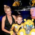 O filho de Ana Hickmann, Alexandre, tem 5 anos e é filho da apresentadora com o empresário Alexandre Correa.