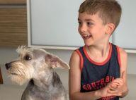 Filho de Ana Hickmann faz vídeo para o canal da mãe aos 5 anos: 'Mini YouTuber'