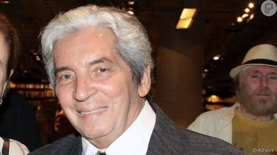 Domingos Oliveira morreu neste sábado, 23 de março de 2019, aos 82 anos de idade