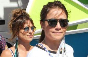 Fernanda Gentil completa 3 anos com Priscila Montadon: 'Amor da minha vida'