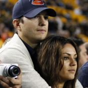 Mila Kunis e Ashton Kutcher escolhem nome da 1ª filha do casal: Wyatt Isabelle