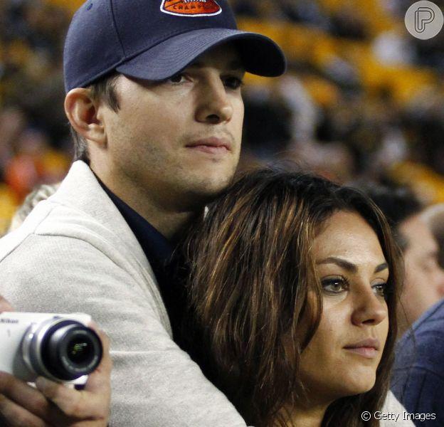 Ashton Kutcher e Mila Kunis escolhem nome para a primeira filha do casal: Wyatt Isabelle Kutcher