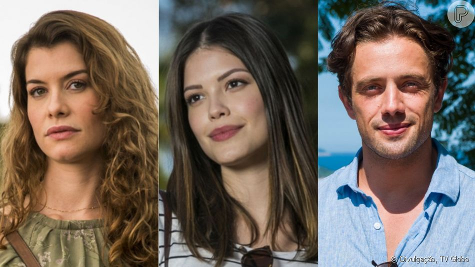 Nos últimos capítulos da novela 'Espelho da Vida', Cris (Vitória Strada) tem final feliz com Daniel (Rafael Cardoso) enquanto Isabel (Alinne Moraes)
