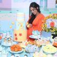 Grávida de Zion, Jade Seba  pediu aos convidados donativos invés de presentes para o bebê