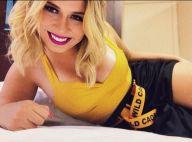 Marilia Mendonça usa look decotado e é elogiada por Maisa Silva: 'Que poder!'