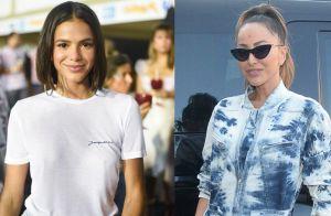5de209140a35b Marquezine elogia look de Sabrina Sato e  pede  óculos de sol   Lá para  casa