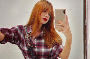 Trend western é destaque em look de Marina Ruy Barbosa: 'Fashion'. Foto!