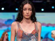 Minas Trend: vestidos fluidos, bordados e transparência no 1º dia de desfile