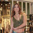 Mariana Goldfarb não vai usar look luxuoso em casamento: 'Ela queria algo bem ela, que representasse a natureza. Acredito que irá estar descalça, sem joias, sem nada'