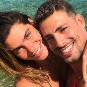 Casados! Cauã Reymond e Mariana Goldfarb oficializaram união; festa será em MG