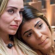 'BBB19': Hariany promete manter amizade com campeã Paula: 'Magoa sem intenção'