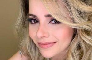 Sandy fica mais loira e fãs comentam: 'show extra no Rio para pagar hidratação'