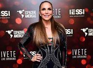 Famosos prestigiam estreia de nova turnê de Ivete Sangalo em SP. Fotos do show!