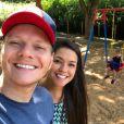 Thais Fersoza falou sobre o crescimento dos filhos, Melinda e Teodoro